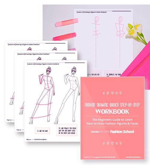 Fashion Drawing Basics Course